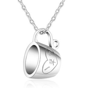 韩版一辈子925银项链